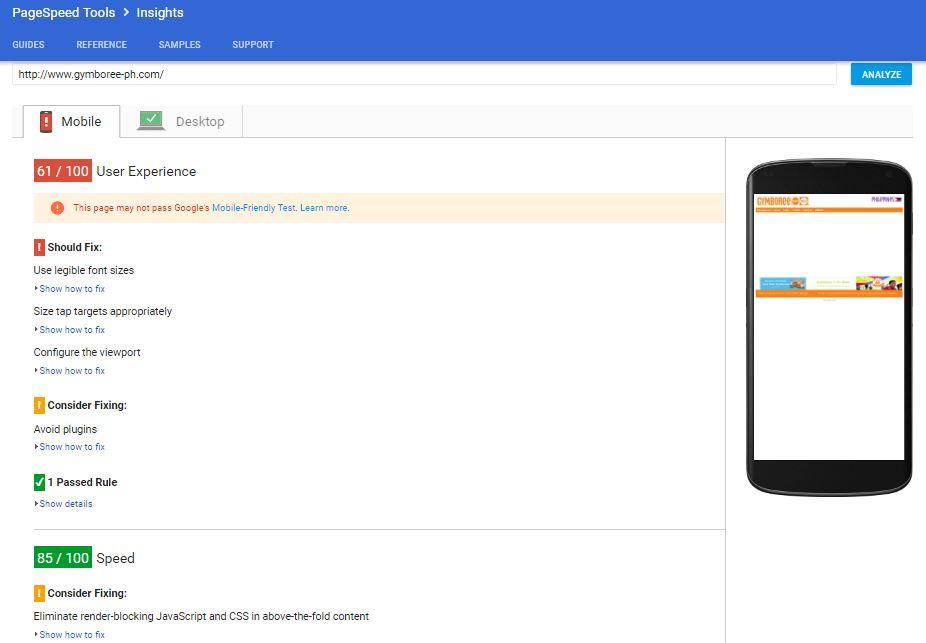gymboree-philippines-google-business-listing