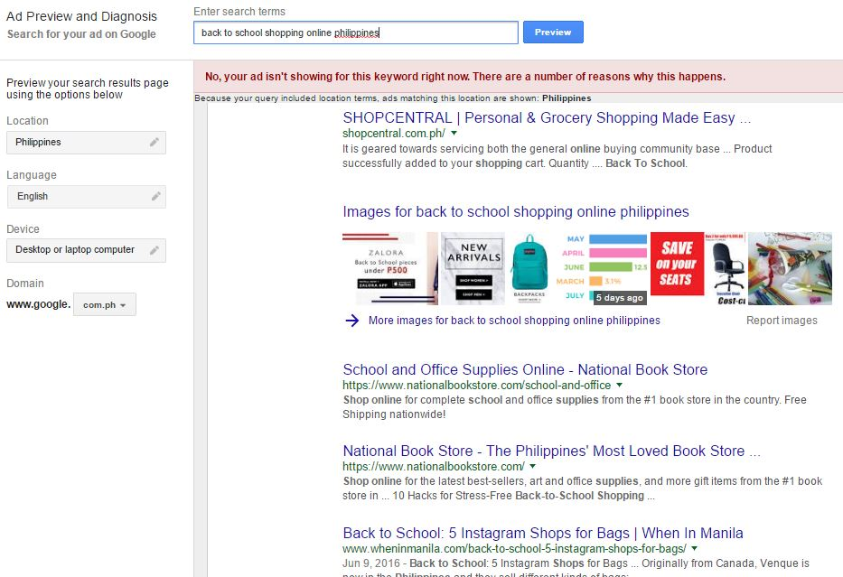 back to school shopping online philippines