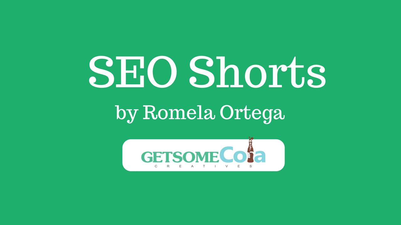 SEO Shorts: 4 Main Factors When Launching SEO Campaigns